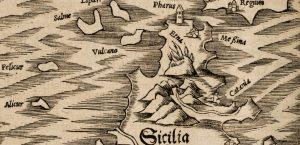 L'Etna e la Sicilia nella Cosmographiae Universalis di Sebastian Münster (1550)