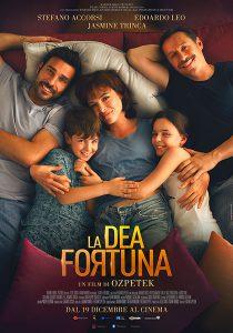 locandina LA DEA FORTUNA
