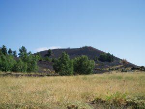 I Monti Sartorius come si presentano oggi (Foto S. Scalia)