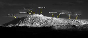 Visione montagna da A 19