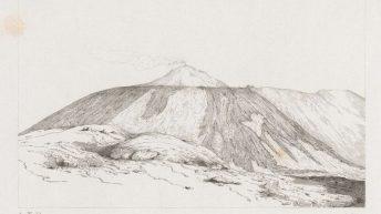 12 1853 - Sartorius von Waltershausen - Atlas des Aetna Incisione_17