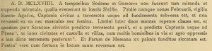 Brano da Gli Annali Pisani di Bernardo Maragone, versione curata da Michele Lupo Gentile (1936)