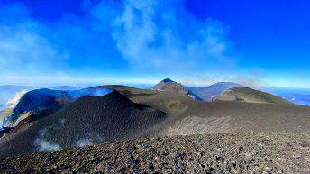 Panoramica Voragine e Cratere di Nord Est