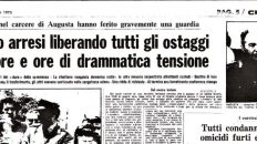2 L'UNITA' E CARCERE DI AUGUSTA 1975