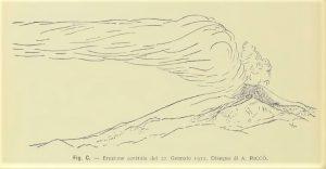 Disegni di Annibale Riccò, in Atti dell'Accademia Gioenia, (Serie V, Vol. IV, memoria XX, 1911)