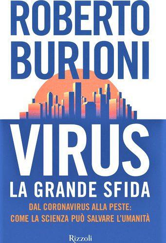 LIBRO BURIONI CORONAVIRUS