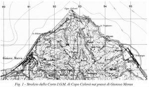 Carta Capo Calavà