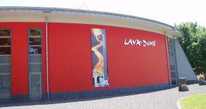 Il Lava-Dome a Mendig (Foto S. Scalia)