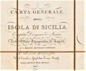 1 L'area indicata come Macalupe [sic], nella Carta Generale della Isola di Sicilia di G. E. Smyth del 1826