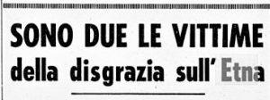 Dal quotidiano Corriere della Sera del 25 maggio 1960