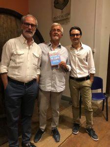 Con Daniele Lo Porto e Daniele Di Frangia